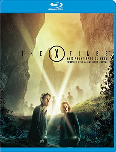 Used, X-Files Season 4 (Bilingual) [Blu-ray] for sale  Delivered anywhere in Canada