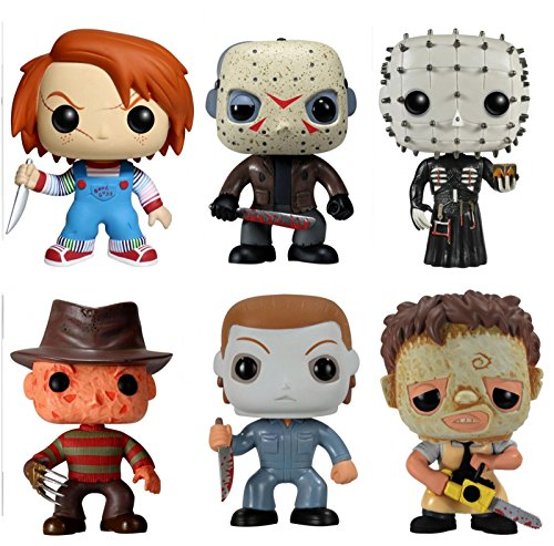 Funko POP! Classic Horror Movies Vinyl Figure Collection (Set of (Vinyl Figure Collection)