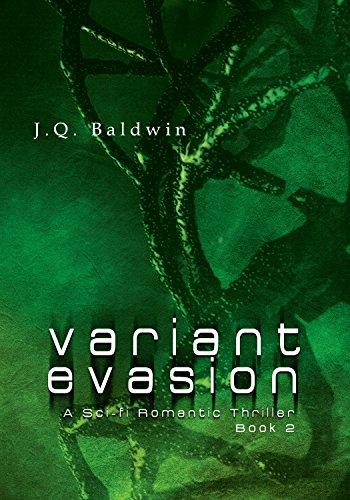Variant Evasion: Trilogy (Variant Trilogy Book 2)