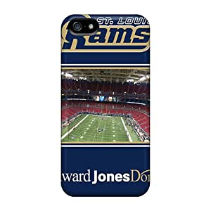 New Iphone 5/5s Case Cover Casing(st. Louis Rams)