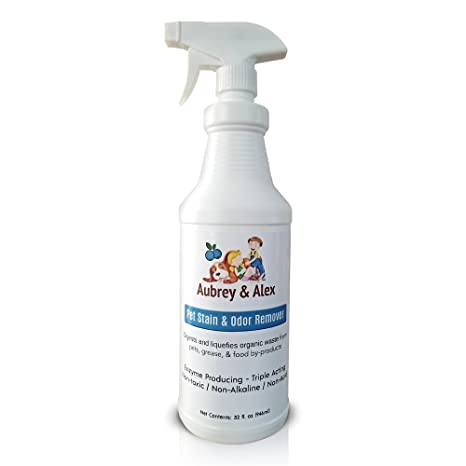 Best Pet Stain U0026 Odor Remover | Industrial Strength Neutralizes U0026  Eliminates Dog, Cat,