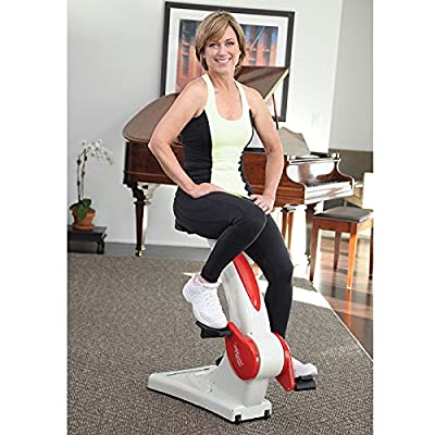 Sit N Cycle Dorothy Hamill Deluxe Low Resistance Exercise Bike