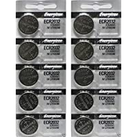 Energizer CR2032 3 Volt Lithium Coin Battery 50 Pack In Original Packaging