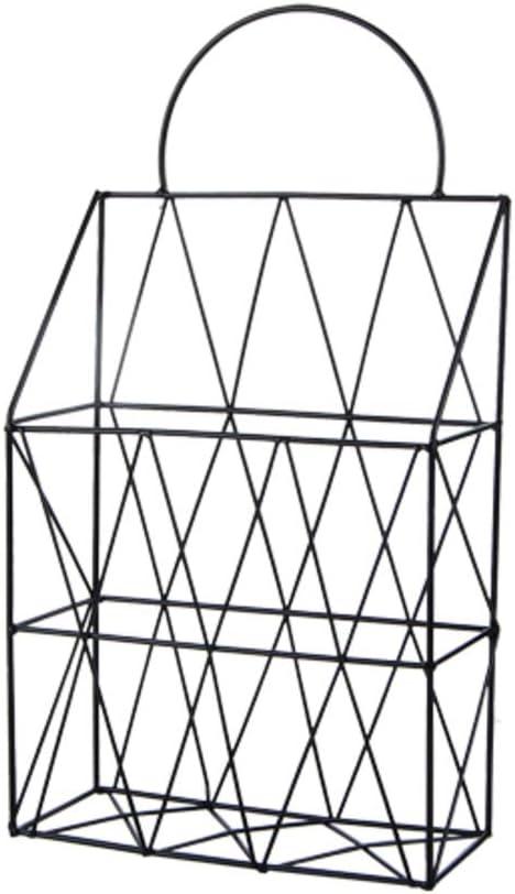 Negro Plataforma de ba/ño montado en la Pared Estanter/ías de Aluminio a Prueba de Herrumbre estantes flotantes de Almacenamiento de Mimbre for la Cocina Ba/ño Size : 30CM
