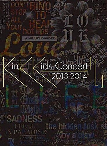 KinKi Kids Concert 2013-2014 「L」 (初回盤) [DVD] B00NF939N8