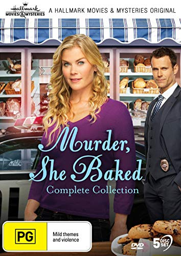 Murder, She Baked: Complete Collection [USA] [DVD]