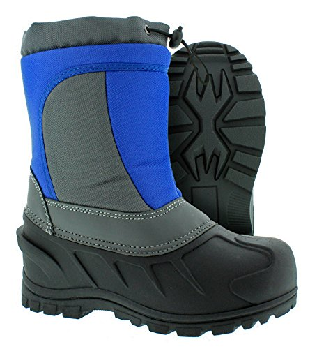 Itasca Kids Youth Nylon Cerebus Snow Boot