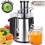 Best Juicer Machines - MUELLER Juicer Ultra 1100W Power, Easy Clean Juice Review