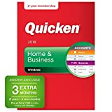 Quicken Home & Business 2018 – 27-Month Personal Finance & Budgeting Software [PC Box] – Amazon Exclusive