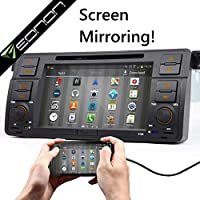 Eonon D5150V *Screen Mirroring* for BMW 3-series E46 -- In-Dash Plug-and-Play Head-Unit 7-Inch LCD Touch Screen - DVD / GPS Navigation (USA/Canada) + Bluetooth