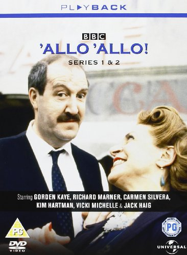 'Allo 'Allo! - Series 1 And 2 [1982] [Region - Vicki Cooke