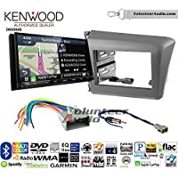 Volunteer Audio Kenwood Excelon DNX994S Double Din Radio Install Kit with GPS Navigation Apple CarPlay Android Auto Fits 2011-2016 Honda Odyssey
