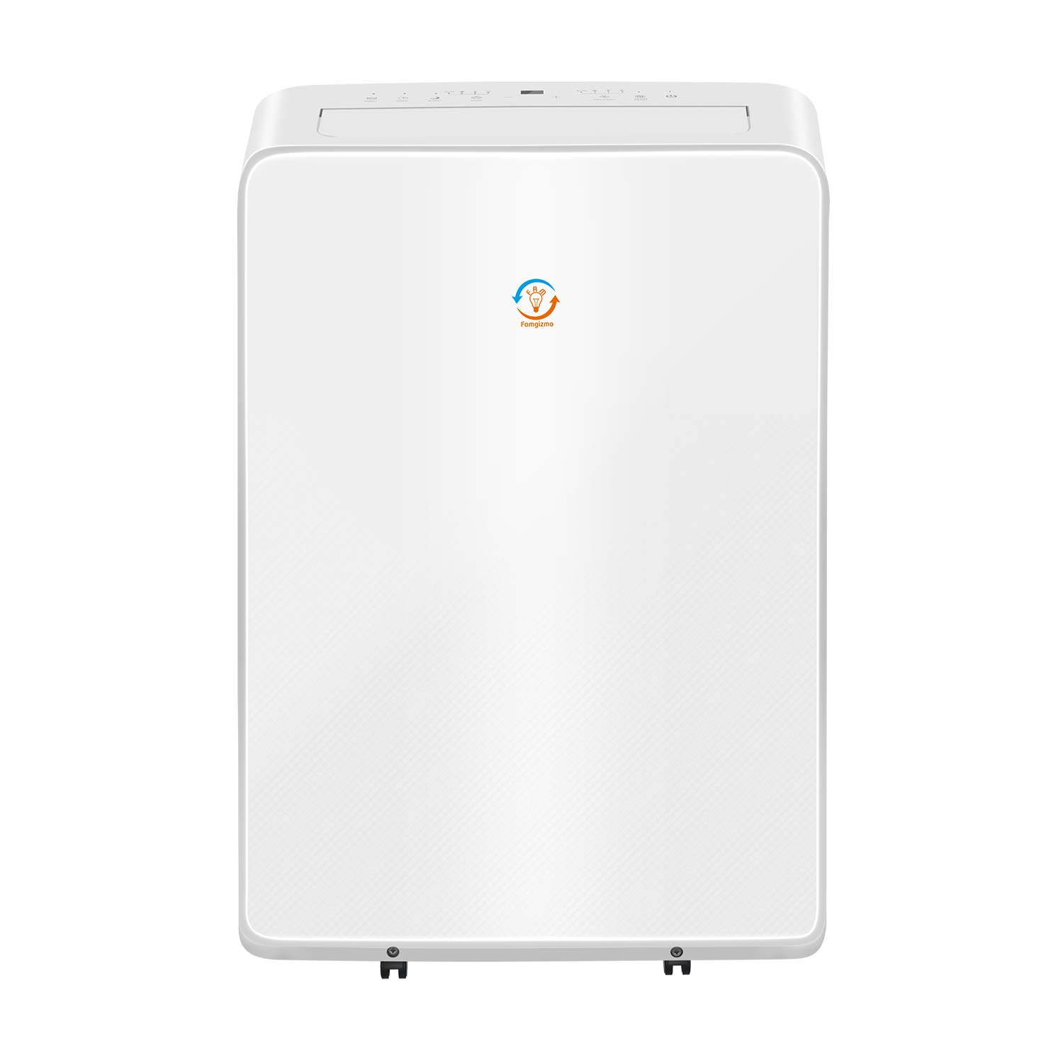 MODERN LIFE 4 in 1 Portable Air Conditioner Uint with Window Seal Kit - Air Cooler, Dehumidifier, Fan & Sleeping Mode,Remote Control,LED Panel Display, 3 Fan Speed & 24H Programmable Timer - 12000Btu