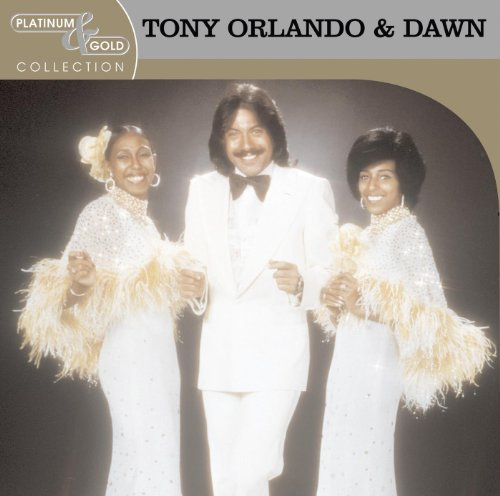 Tony Orlando and Dawn - Tie a Yellow Ribbon Round the Old Oak Tree