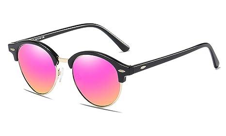 Hemio Gafas de sol hombre, ojo de gato, gafas de exterior ...