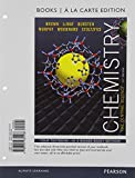 Chemistry: The Central Science, Books a la Carte Plus MasteringChemistry with eText -- Access Card Package (13th Edition)