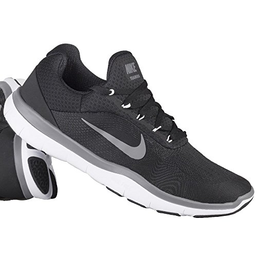 Nike Free Trainer V7, Zapatillas de Entrenamiento para Hombre Multicolor (Black/dark Grey/white)