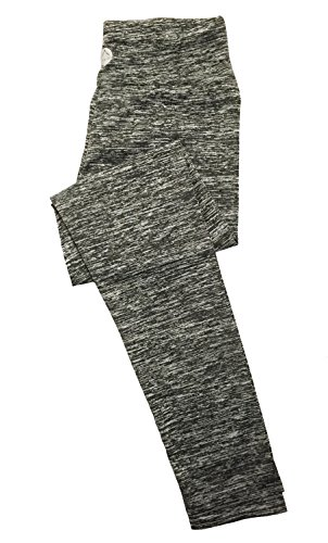 Stay Dry Basics Easy Fit Active Yoga Leggings Space Dye Grey M