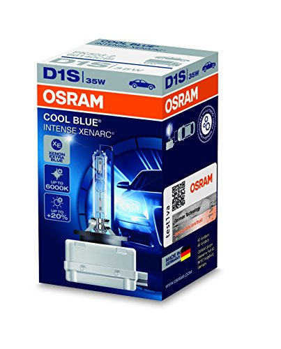 Osram 66140CBI Xenarc Intense Headlight