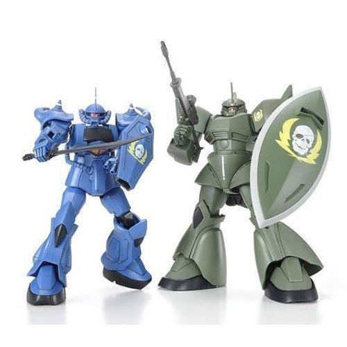 Gundam - Guff & Gelgoog (Vish Donahue Custom) Custom) Custom) (HGUC) 809442