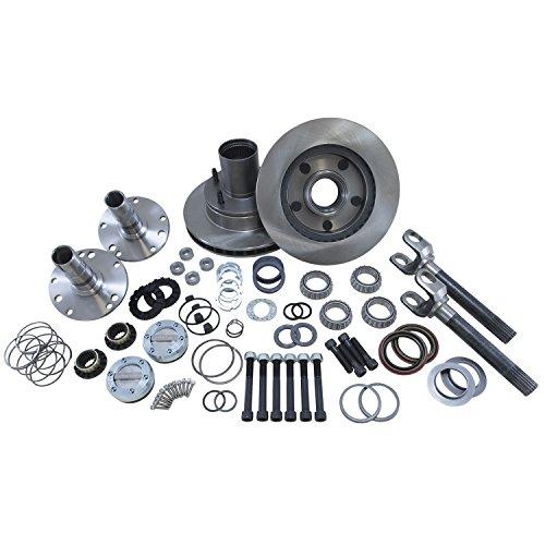 (Yukon Gear & Axle (YA WU-02) Spin Free Locking Hub Conversion Kit for Dana 44)