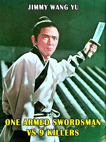 One Armed Swordsman vs. Nine Killers on Amazon Prime Video UK