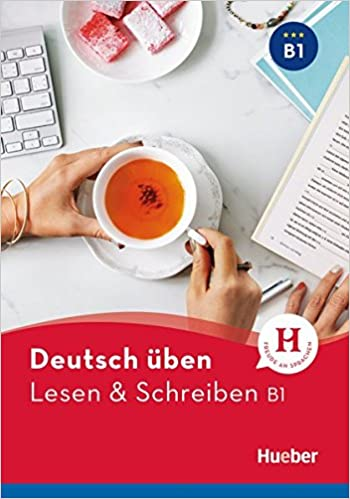 Lesen Schreiben B1 Buch Deutsch üben Amazonde Anneli Billina
