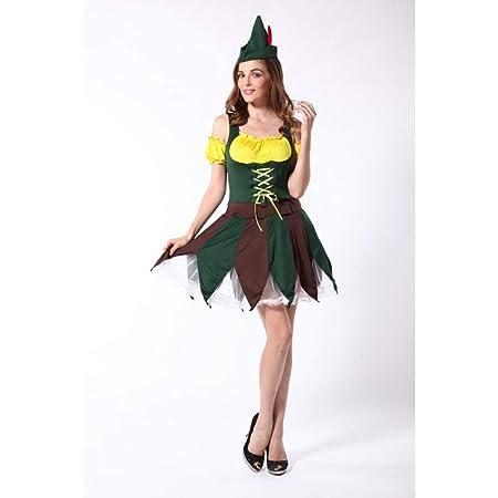 ZHANGSDJ Costumi Natalizi Traje De Navidad Disfraz De Adulto para ...