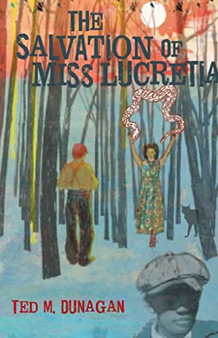 book cover of The Salvation of Miss Lucretia
