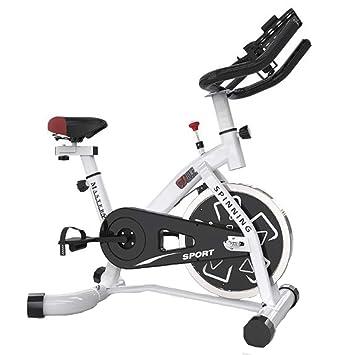 Lcyy-Bike Bicicleta Entrenadores Ejercicio Bicicleta Manual Ajustable Resistencia Fitness Cardio Entrenamiento con Tableta Titular