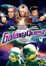 Filmcover Galaxy Quest - Planlos durchs Weltall
