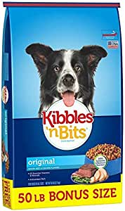 Kibbles N bits dog food