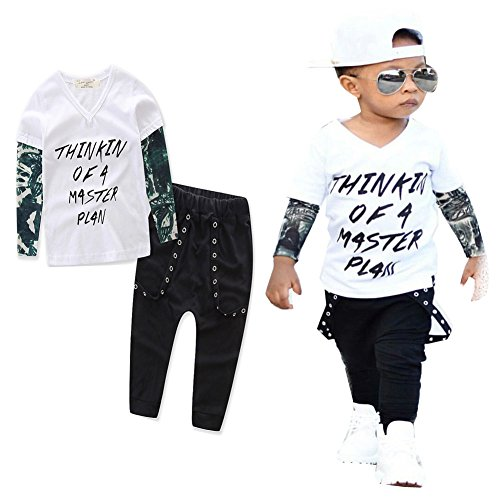 3 Piece Baby Outfit - 8