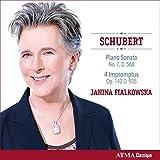 Schubert: Piano Sonata No. 7 Op. 122, D. 568 - Four Impromptus Op. 142, D. 935
