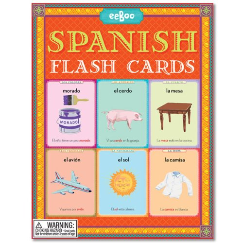 Spanish Flash Cards by eeBoo (Image #2)