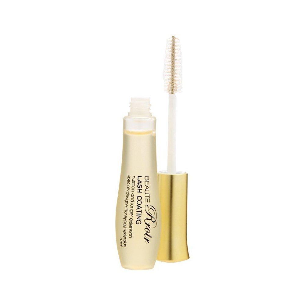 89068f81ce6 Amazon.com: BEAUTE Rroir Clear Lash Coating Essence Clear Sealant for  Eyelash Extension (mascara type): Beauty