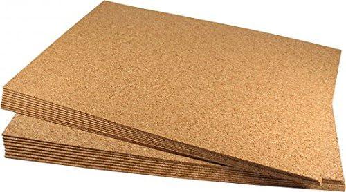 5 mm Meyco Korkplatte 45x30cm 5 mm