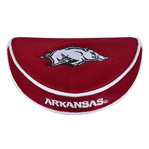 (Team Effort Arkansas Razorbacks Mallet Putter Cover)