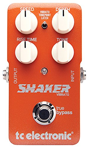 TC Electronic Shaker Vibrato Pedal by TC Electronic