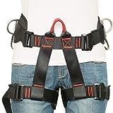 HEEJO Thicken Climbing Harness, Protect Waist