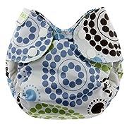 Blueberry Simplex All In One Diaper, Roundabout, Newborn