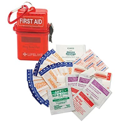 Lifeline Waterproof First-Aid Kit - 29 Piece by Lifeline