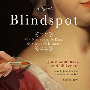 Blindspot Audiobook