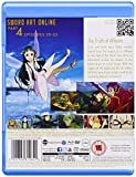 Sword Art Online - Part 4 (Ep. 20 - 25) ( Sword Art Online - Part Four ) (Blu-Ray & DVD Combo) [ NON-USA FORMAT, Blu-Ray, Reg.B Import - United Kingdom ]