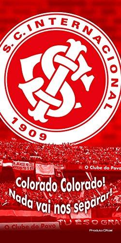 Toalha Felpuda Time de Futebol - Internacional  ef7bb021cc269