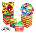 Magnetic Tiles Building blocks Toys by DreambuilderToy