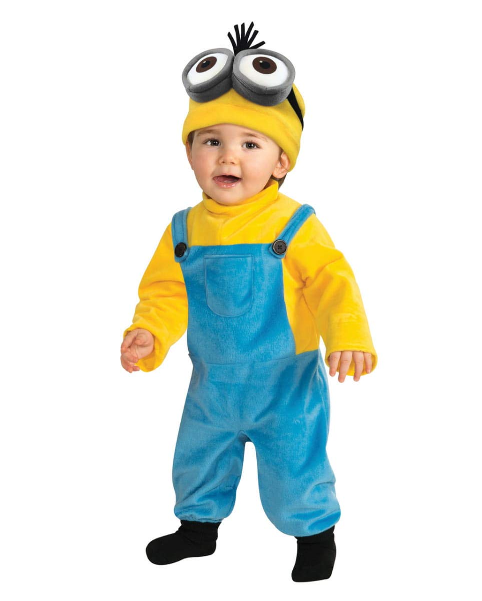 Horror-Shop Minion Toddler Costume Kevin Toddler: Amazon.es ...