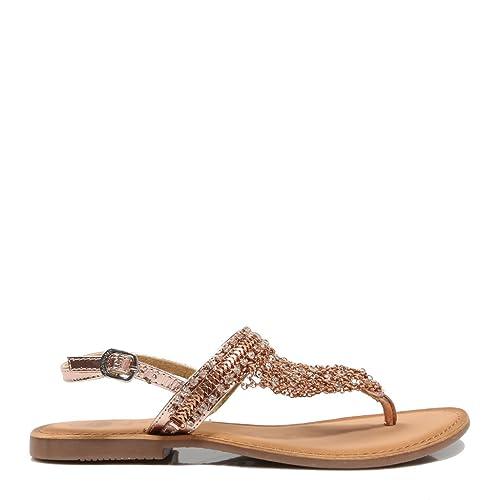 es Amazon Myrna Sandalia Gioseppo Mujer 37 Zapatos Y Cobre 7xzYnXqwpv