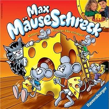 Spielanleitung Max Mäuseschreck