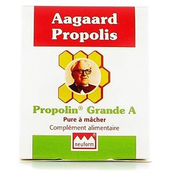 6ab2993e1ce Aagaard - Propoline grande a - granulés 20 g - La propolis pure à macher